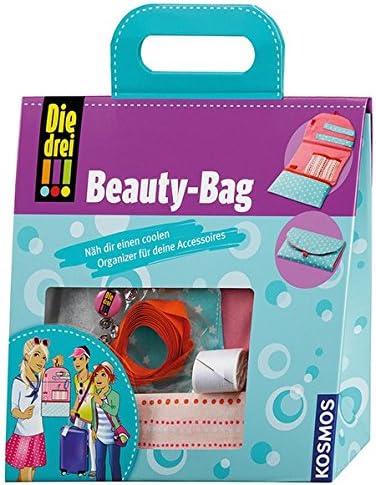 KOSMOS 635046 - Die drei !!! Beauty-Bag