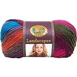 Lion Brand Yarn 545-109 Ovillo de Lana, Tropics, 1