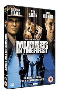 Murder in the First [Reino Unido] [DVD]: Amazon.es