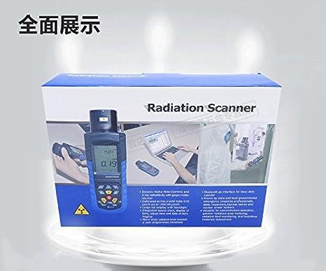 CEM dt-9501 nueva detección de la radiación Nuclear y # x3B1;, y # x3B2; Y # x3B3; Y instrumento de rayos X Detector de radiación: Amazon.es: Jardín