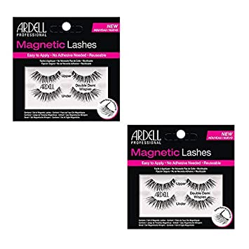b77cdb45335 Amazon.com : Ardell Magnetic Lashes Double Demi Wispies (2 Packs) : Beauty