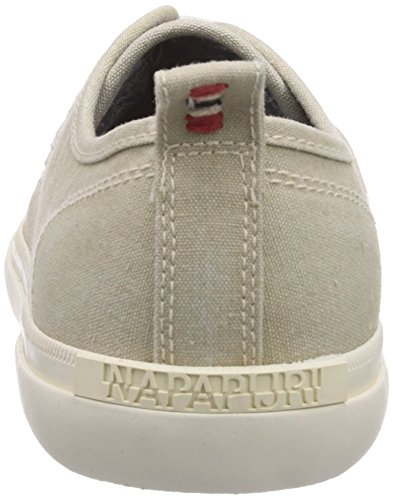 Napapijri Schoenen Erin Damen Sneakers Beige (sepia Groen N72)