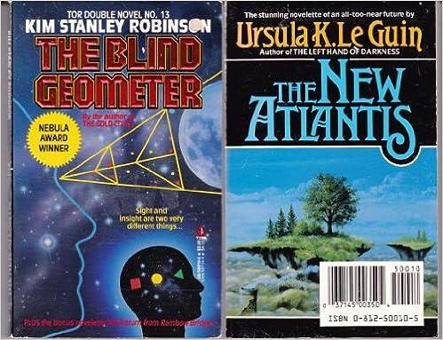 Book The Blind Geometer/the New Atlantis (Tor Double Novel)