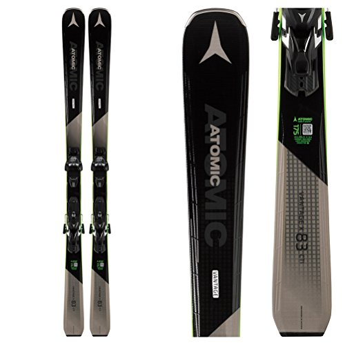 Atomic 2019 Vantage X 83 CTI Skis w/Warden 13 MNC Bindings (168cm)