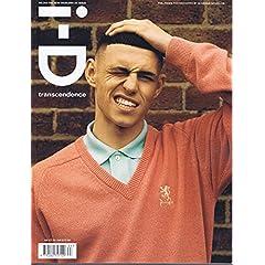 i-D MAGAZINE 表紙画像