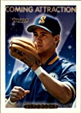 808 Miscellaneous - 1993 Topps Gold #808 Bret Boone