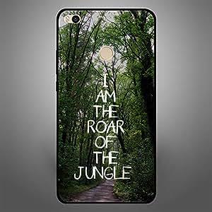 Xiaomi MI MAX 2 I am the roar of the Jungle