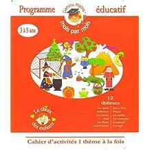 Cahier D'activities D'enfant Serie 3