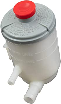 Brock Power Steering Reservoir for 2003-2007 Honda Accord Hydraulic Fluid Tank with Cap 53701SDAA01 53701-SDA-A01