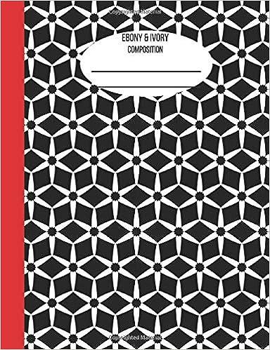 Ebony & Ivory: School Composition Notebook