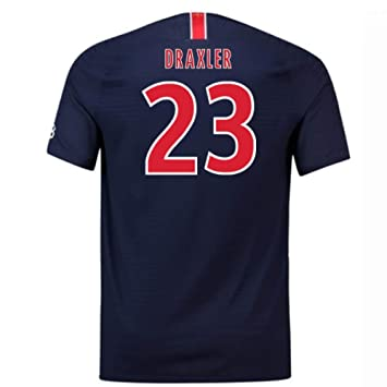 2018-2019 PSG Home Nike Football Soccer T-Shirt Camiseta (Julian Draxler 23) - Kids: Amazon.es: Deportes y aire libre