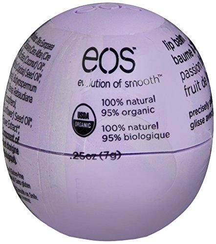 EOS Lip Balm Passion Fruit, 0.25 OZ (0.25 Ounce Fruit)