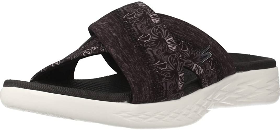 Image of Skechers On The Go 600-Monarch, Sandalias de Plataforma para Mujer