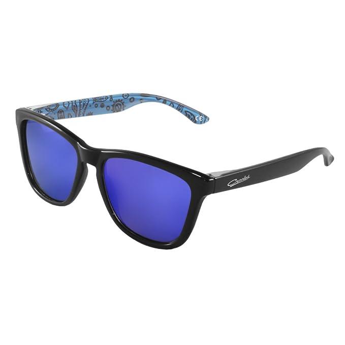 Gafas de Sol, Crooked Gafas de Sol Unisex Ltd-Edition Polarizadas con 100% Prtección UV400 (A): Amazon.es: Ropa y accesorios