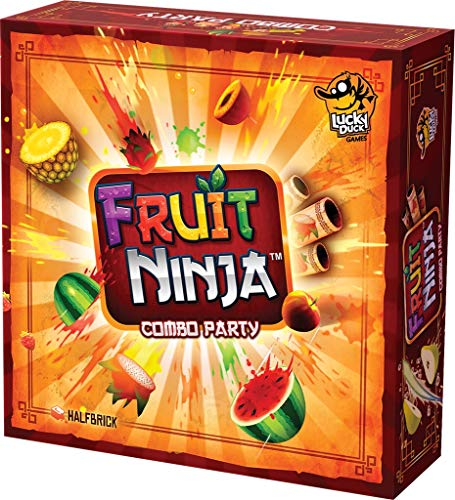 Lucky Duck Games: Fruit Ninja Combo Party Game by Lucky Duck Games