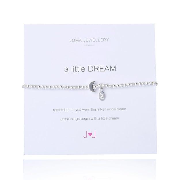 4aaea85d17 A Little Dream Silver Bracelet By Joma Jewellery: Joma Jewellery:  Amazon.co.uk: Jewellery