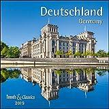 Deutschland Germany 2019 Trends & Classics Kalender