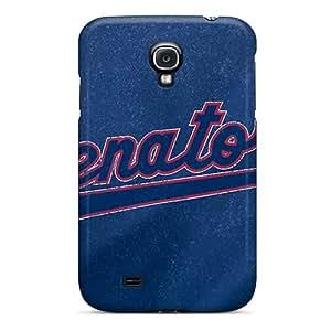 Protector Hard Phone Cover For Samsung Galaxy S4 (lAo18823oGfu) Customized Vivid Washington Nationals Series