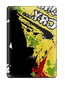 New Style Tpu Air Protective Case Cover/ Ipad Case - Bob Marley No Woman No Cry