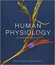 Human Physiology An Integrated Approach Plus Mastering A