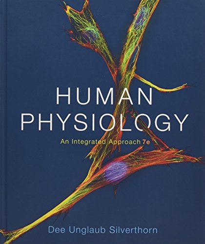 321970330 – Human Physiology: An Integrated Approach Plus Mastering A&P with eText — Access Card Package (7th Edition)