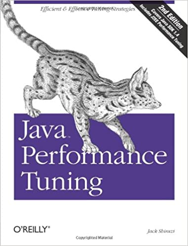 Optimizing java: practical techniques for improving jvm.