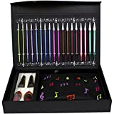Knitter's Pride Melodies of Life Zing Interchangeable Needle Set-9 Pairs/4 Cords/Accessories