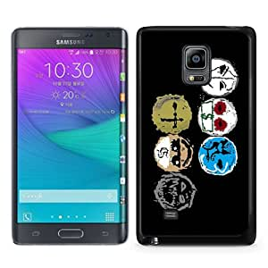 Beautiful Samsung Galaxy Note Edge Cover Case ,Newest And Durable Designed Case With Hollywood Undead Black Samsung Galaxy Note Edge Case Unique And Cool Phone Case