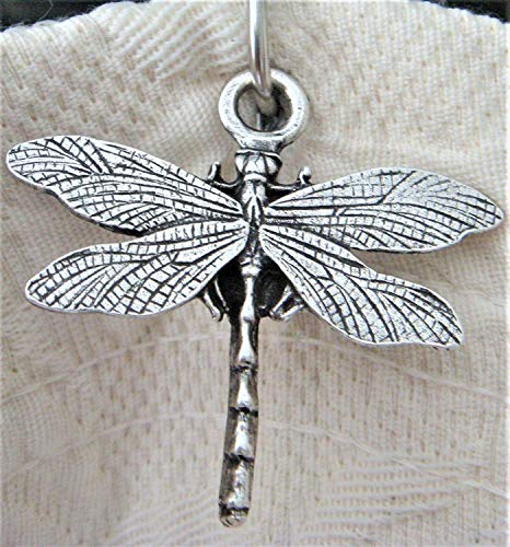 - Norma Jean Designs 12 Dragonfly Shower Hook Add-on - Antique Silver Electroplate Finish Free roller bead chrome Shower Curtain Hooks with Purchase