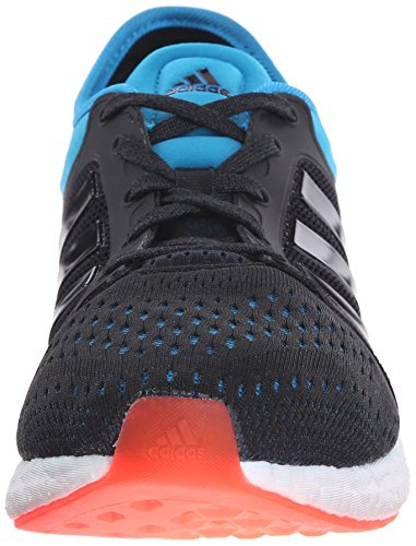 Adidas Performance Cc las zapatillas de running Rocket Boost M, Negro / negro / azul solar, 6,5 M co Black / Black / Solar Blue