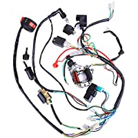 CISNO Complete Electrics Stator Coil CDI Wiring Harness...