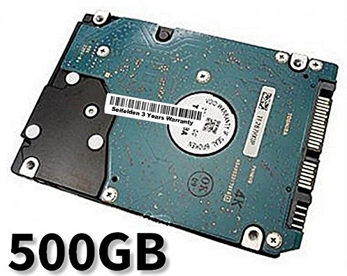 Seifelden 500GB 2.5″ SATA Laptop Hard Drive 3 Year Warranty for Asus, HP Dell Gateway Toshiba Gateway Acer Sony Samsung, MSI Lenovo, Asus, IBM Compaq eMachines PS3/PC/Mac 500 GB ⭐⭐⭐⭐⭐