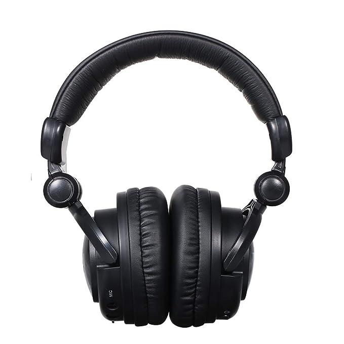 Docooler HUHD MI Auricular estéreo óptico de para Juegos de vibración inalámbricos: Amazon.es: Electrónica
