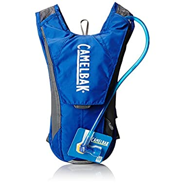 Camelbak Products Men's HydroBak Hydration Pack, Pure Blue/Graphite, 50-Ounce