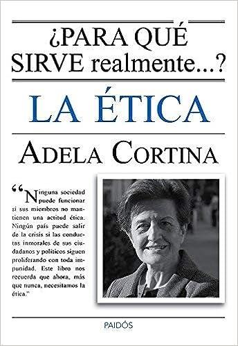 Resultado de imagen de Adela Cortina Orts