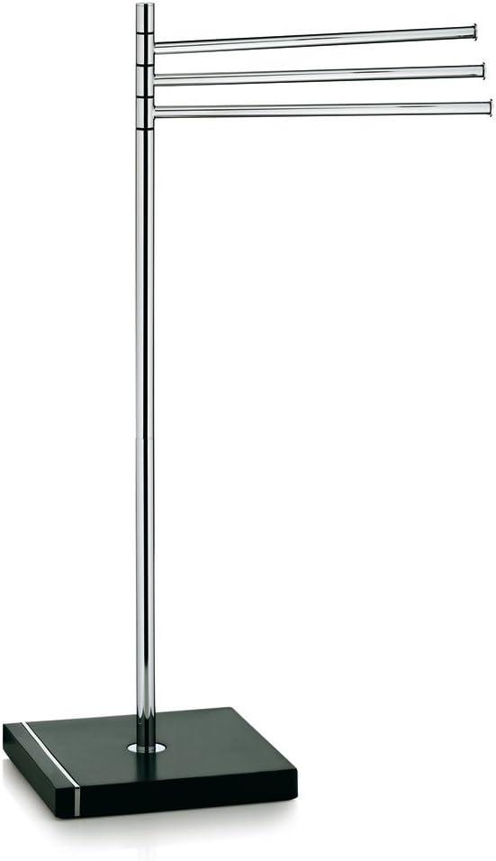 Swing 85,5 cm H/öhe Rostfrei 3 Arme Kela 18958 Handtuchhalter Edelstahl Matt