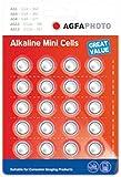 Agfa Photo Alkaline Power 5 Types (Card Of Twenty)