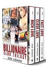 Billionaire Club Trilogy: Books 1-3
