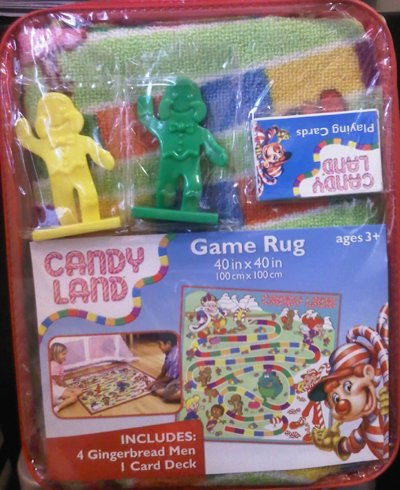 Candy Land Game Rug 40