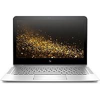 HP ENVY 13-inch Laptop, Intel Core i7-7500U, 8GB RAM, 256GB SSD, Windows 10 (13-ab020nr, Silver)