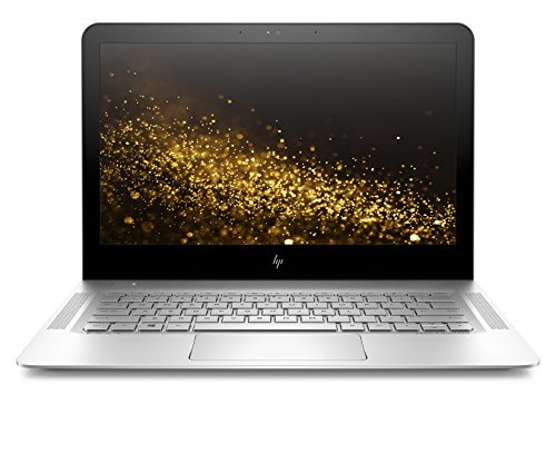 HP ENVY 13-inch Laptop, Intel Core i7-7500U, 8GB RAM, 256GB SSD, Windows 10 (13-ab020nr, Silver)