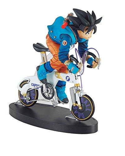51Vwoh3BkML - Megahouse Dragon Ball Z: Son Goku Real McCoy 02 Desktop Statue F Edition