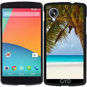 Funda para Google Nexus 5 - Playa by WonderfulDreamPicture