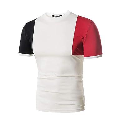 Berimaterry Camisetas Moda Hombre Camisetas Hombre Camisetas ...