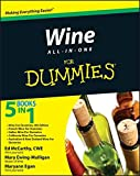 img - for Wine All-in-One For Dummies book / textbook / text book