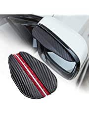 Right Off Driver Side Convex Clip On Door Wing Mirror glass #PePartner97-07-RC