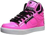 Osiris Men's Clone Skate Shoe, neon/Brights/Pink, 8