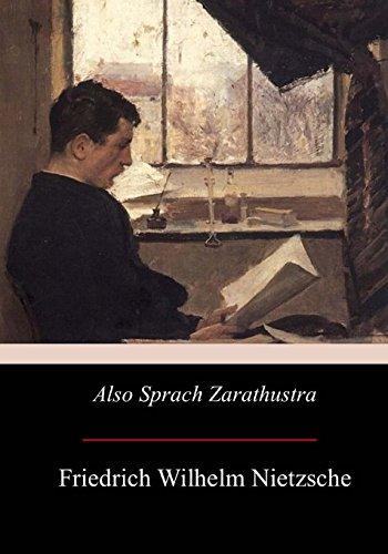 Also sprach Zarathustra: Ein Buch fur Alle und Keinen  [Nietzsche, Friedrich Wilhelm] (Tapa Blanda)