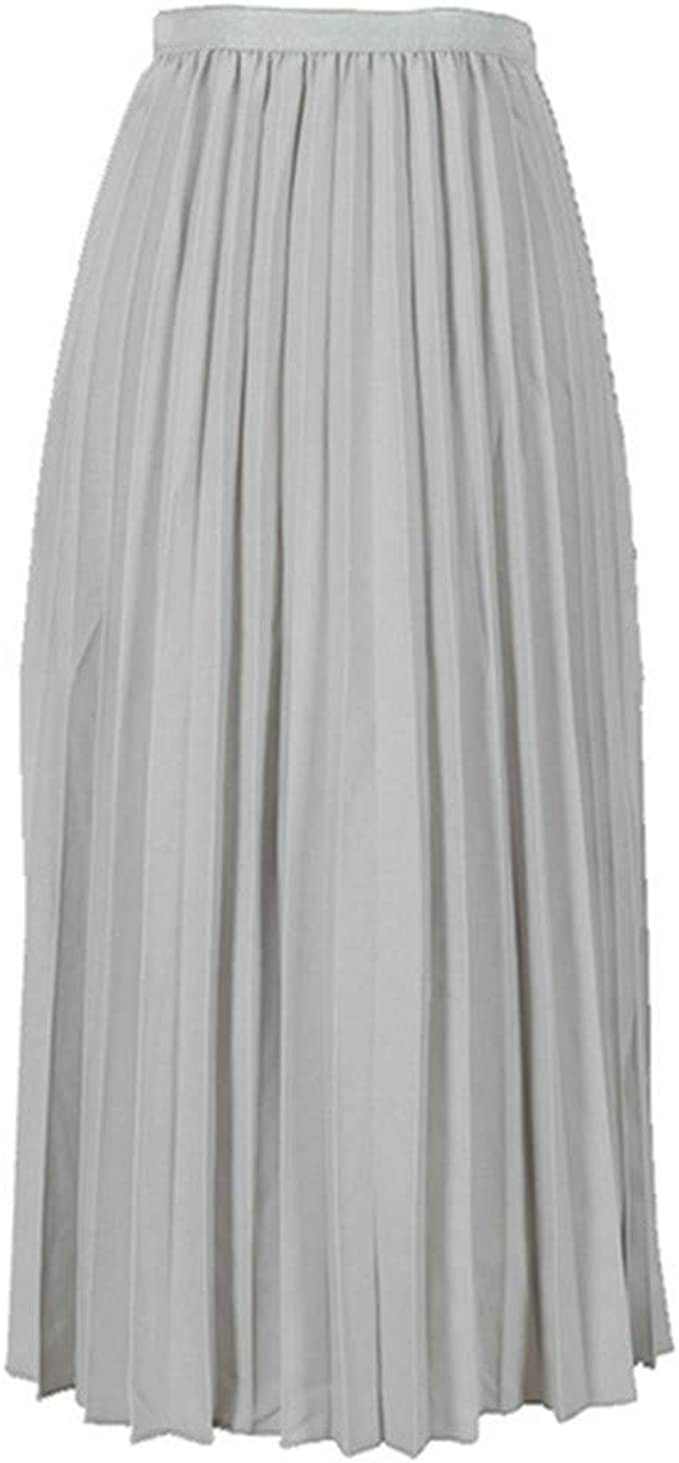 Falda para Mujer de Rovinci, Falda de Cuello Alto, Falda ...