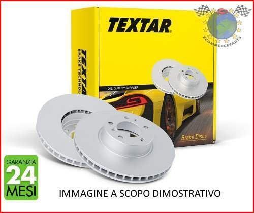 Textar 92072403 Bremsscheibe Set of 2